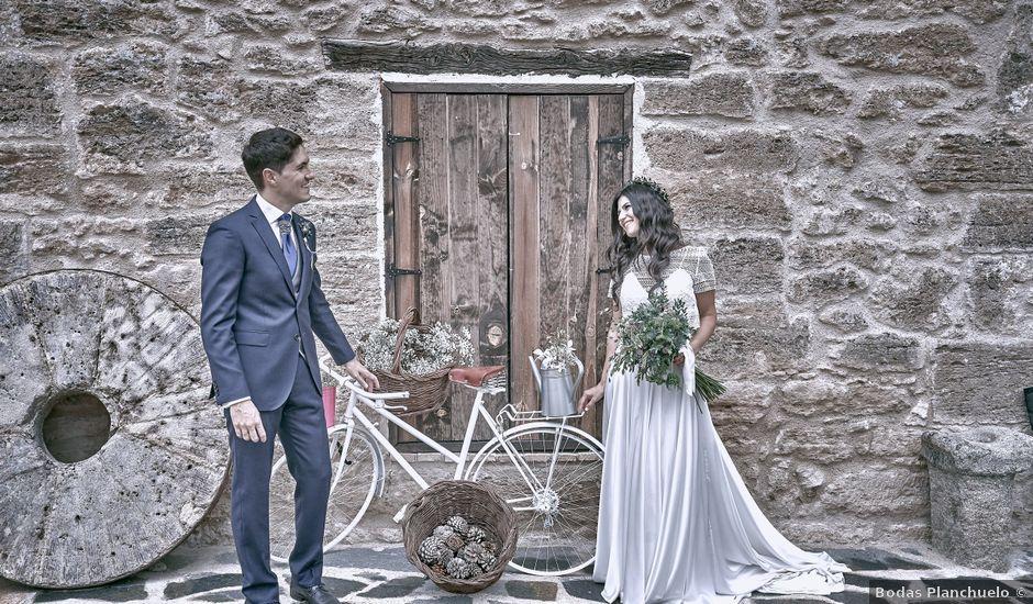 La boda de Alberto y Laura en Brihuega, Guadalajara