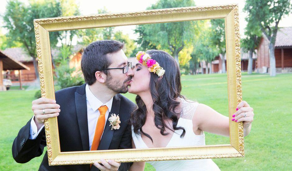 La boda de Marta y Jorge  en Madrid, Madrid