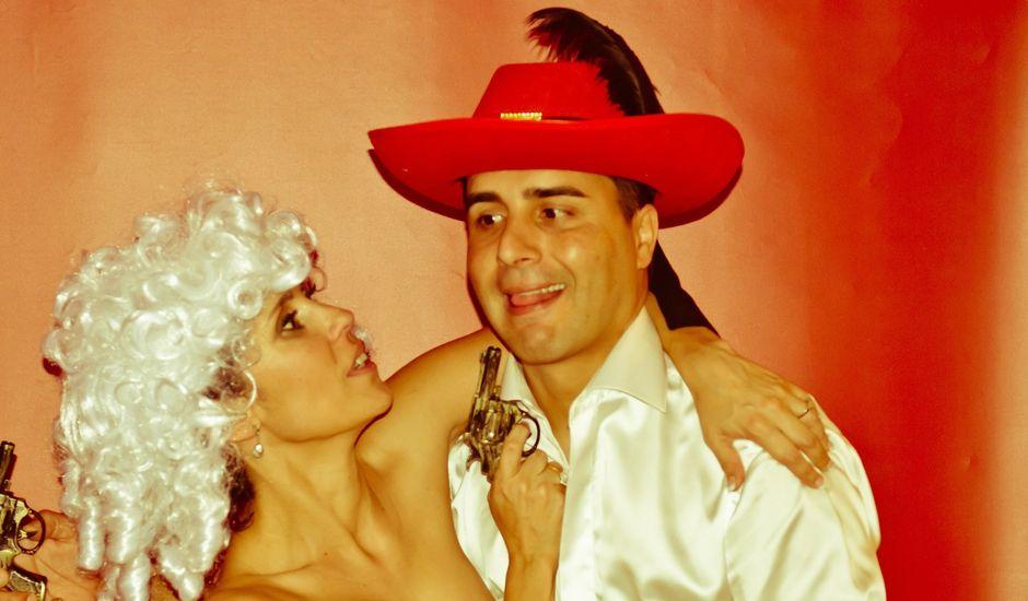 La boda de Elisa y Rafael en Castilleja De La Cuesta, Sevilla