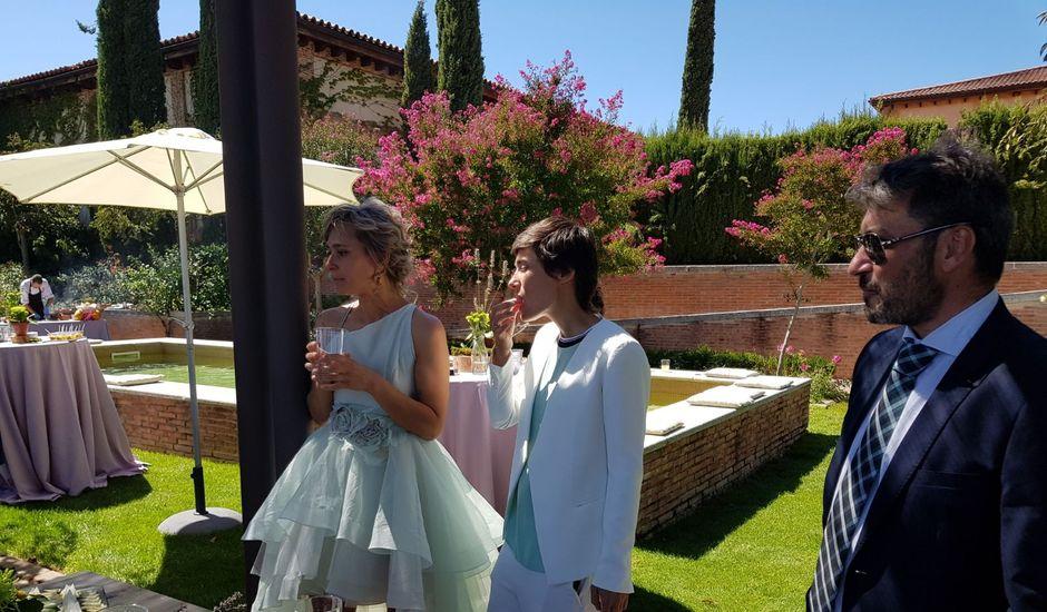 La boda de Raquel  y Natacha  en Fermoselle, Zamora