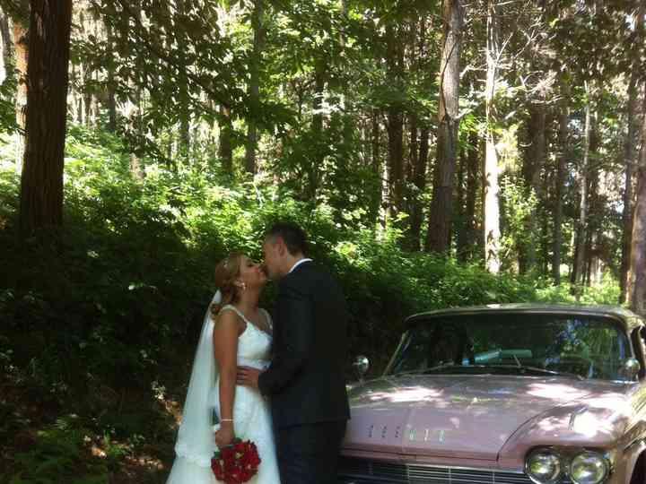 La boda de Jessica  y Marcos