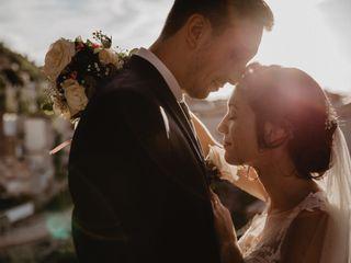 La boda de Belén y Marc