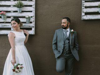 La boda de Raquel y Isaac