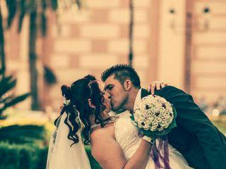 La boda de Ioana y Adrian 1