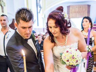 La boda de Ioana y Adrian