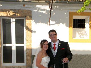 La boda de Miguel Angel y Sandra