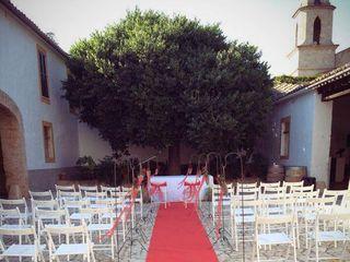La boda de Miguel Angel y Sandra 3