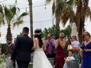 La boda de Adriana y Juan Antonio