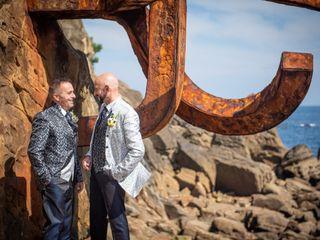 La boda de Mikel y Fran 2