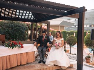 La boda de Marina y Álvaro 1