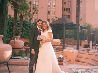 La boda de Marina y Álvaro