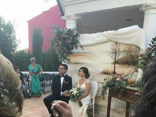 La boda de Mónica  y Paco  2
