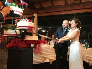 La boda de Ysa  y Toni