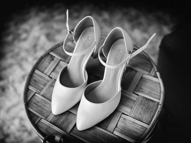 La boda de Feli y Santy en Piornal, Cáceres 18