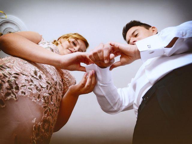 La boda de Feli y Santy en Piornal, Cáceres 19