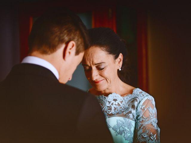 La boda de Feli y Santy en Piornal, Cáceres 26