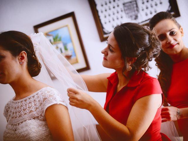La boda de Feli y Santy en Piornal, Cáceres 27