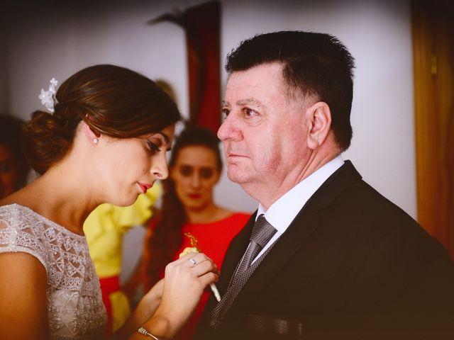 La boda de Feli y Santy en Piornal, Cáceres 29