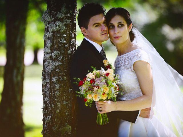 La boda de Feli y Santy en Piornal, Cáceres 43