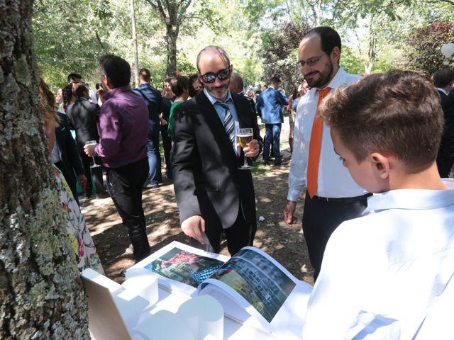 La boda de Feli y Santy en Piornal, Cáceres 47