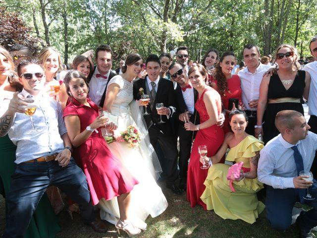 La boda de Feli y Santy en Piornal, Cáceres 49