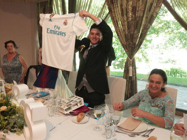 La boda de Feli y Santy en Piornal, Cáceres 55
