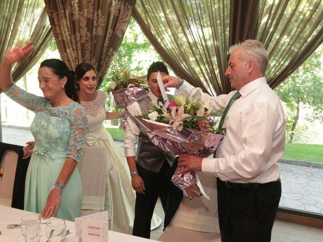 La boda de Feli y Santy en Piornal, Cáceres 56