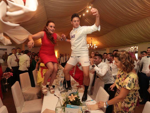 La boda de Feli y Santy en Piornal, Cáceres 60