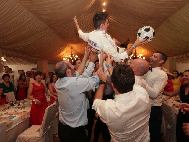 La boda de Feli y Santy en Piornal, Cáceres 61
