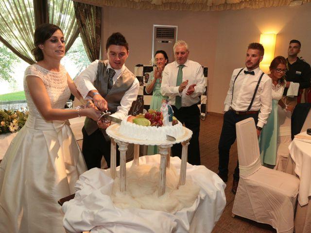 La boda de Feli y Santy en Piornal, Cáceres 62