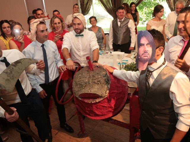 La boda de Feli y Santy en Piornal, Cáceres 65