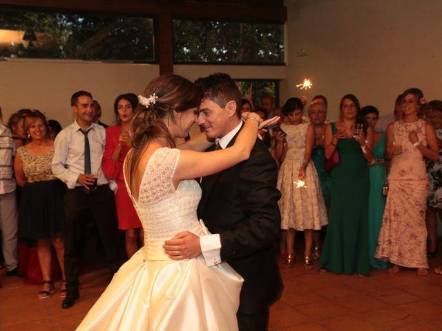 La boda de Feli y Santy en Piornal, Cáceres 67