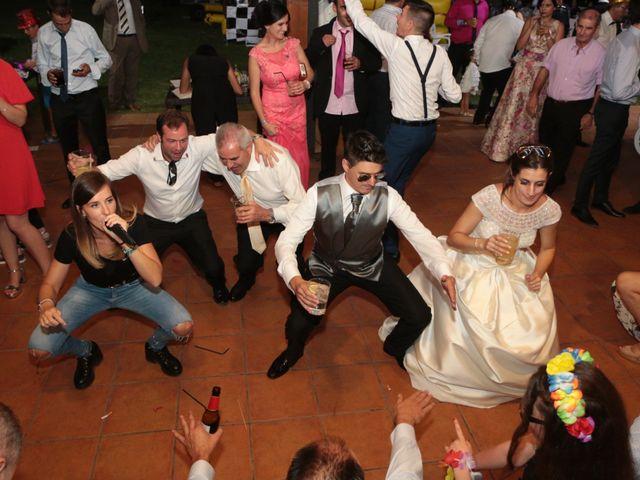 La boda de Feli y Santy en Piornal, Cáceres 73