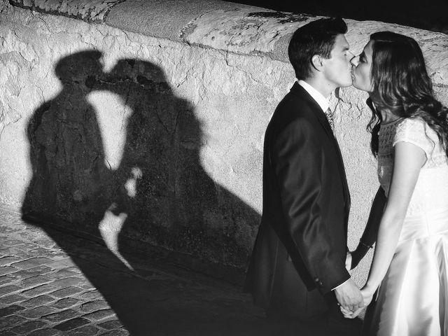 La boda de Feli y Santy en Piornal, Cáceres 76