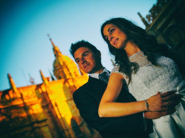 La boda de Feli y Santy en Piornal, Cáceres 78