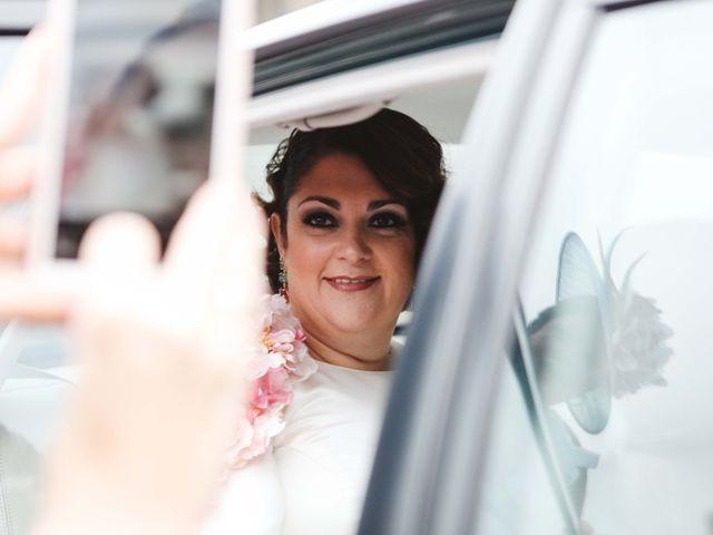 La boda de Juan Luis y Gema en Algeciras, Cádiz 15
