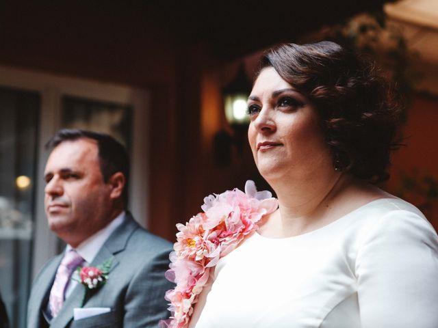 La boda de Gema y Juan Luis