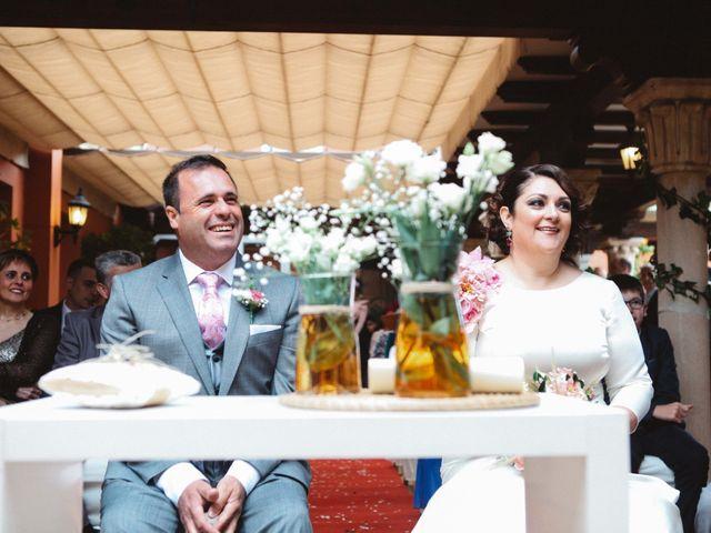 La boda de Juan Luis y Gema en Algeciras, Cádiz 22