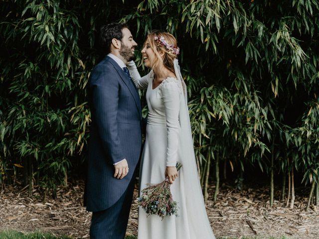 La boda de María y Alvaro