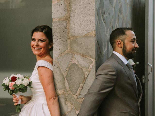 La boda de Isaac y Raquel en Candelaria, Santa Cruz de Tenerife 11
