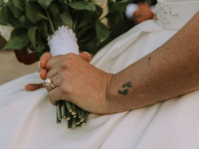 La boda de Isaac y Raquel en Candelaria, Santa Cruz de Tenerife 15