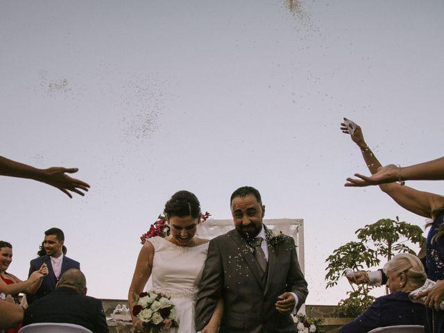 La boda de Isaac y Raquel en Candelaria, Santa Cruz de Tenerife 16