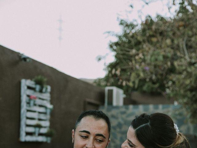 La boda de Isaac y Raquel en Candelaria, Santa Cruz de Tenerife 1