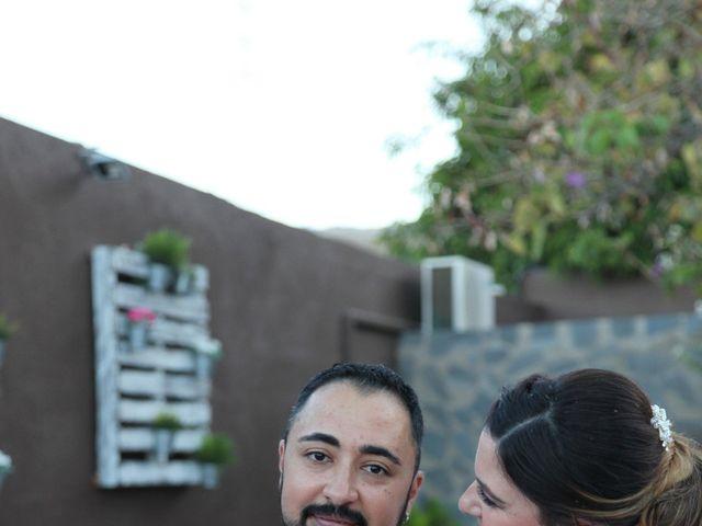 La boda de Isaac y Raquel en Candelaria, Santa Cruz de Tenerife 20