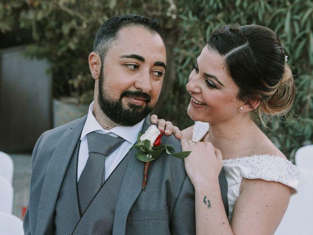 La boda de Isaac y Raquel en Candelaria, Santa Cruz de Tenerife 25
