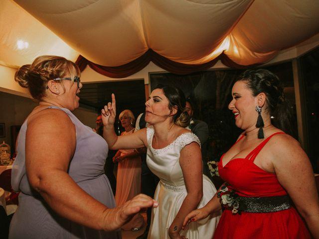 La boda de Isaac y Raquel en Candelaria, Santa Cruz de Tenerife 27