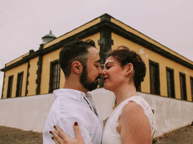 La boda de Isaac y Raquel en Candelaria, Santa Cruz de Tenerife 2