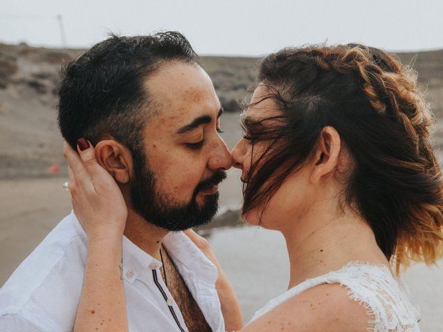 La boda de Isaac y Raquel en Candelaria, Santa Cruz de Tenerife 36