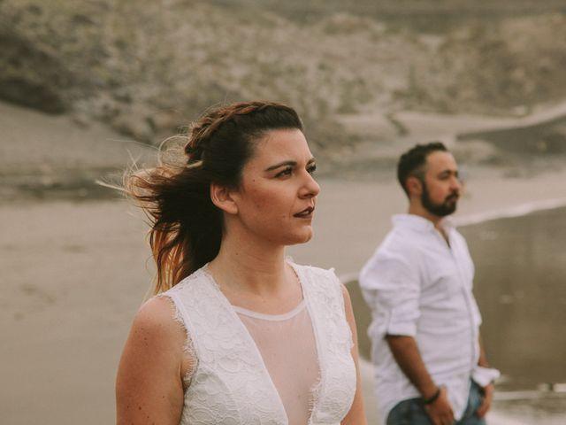 La boda de Isaac y Raquel en Candelaria, Santa Cruz de Tenerife 37