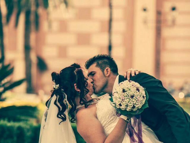 La boda de Adrian y Ioana en Motril, Granada 1